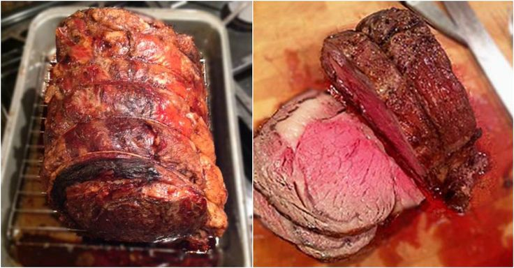 how to cook a perfect tender roast beef