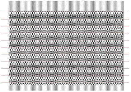 Blank Smocking Graph Paper By Claire Meldrum Smocking