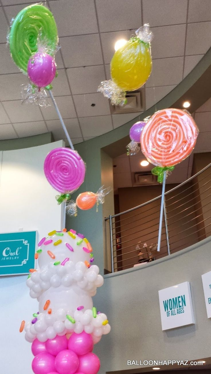 Best other fun balloon decorations images on pinterest