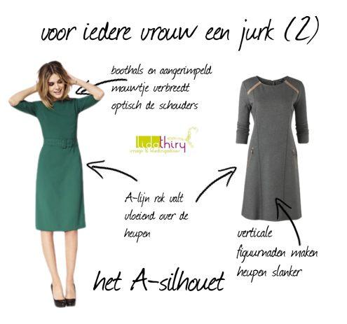 Voor iedere vrouw een jurk. Lees het blog voor de tips. #Asilhouet #peerfiguur #kledingtip