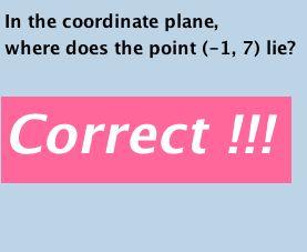 Quadrant Identification: Simple Quiz Questions