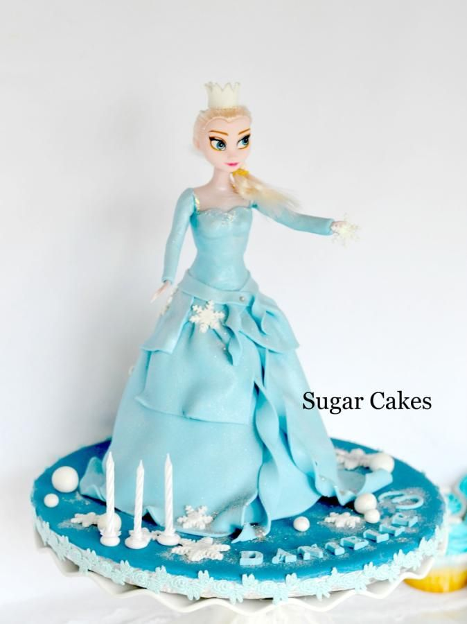 Frozen Cake Decorations Brisbane