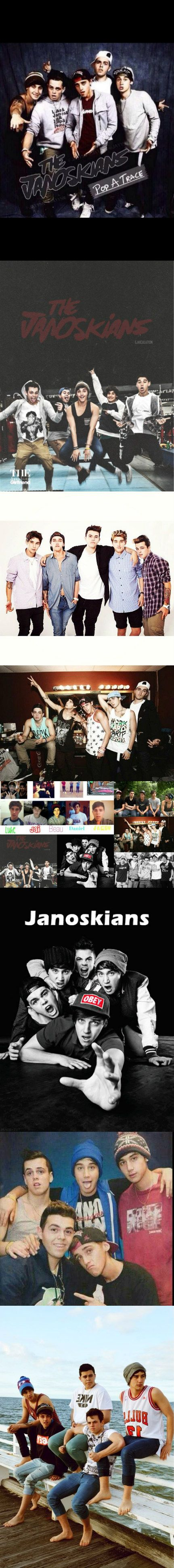 the janoskians how they have changed