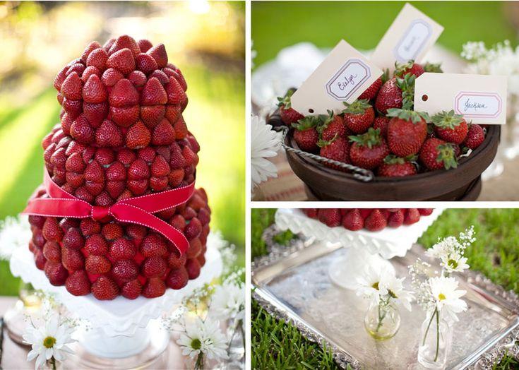 Design Inspiration: Summer Strawberries – Exquisite Weddings Wedding Strawberries, Tuxedo & Wedding Dress Strawberries, Chocolate Covered Strawberries, Wedding Dessert with Strawberries, Strawberry Wedding Favours, British Strawberries desserts. IDEAS: Strawberries for Weddings. Wedding Directory-UK {WDUK}