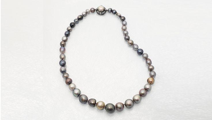 Pearls belonging to Queen Isabella II of Spain
