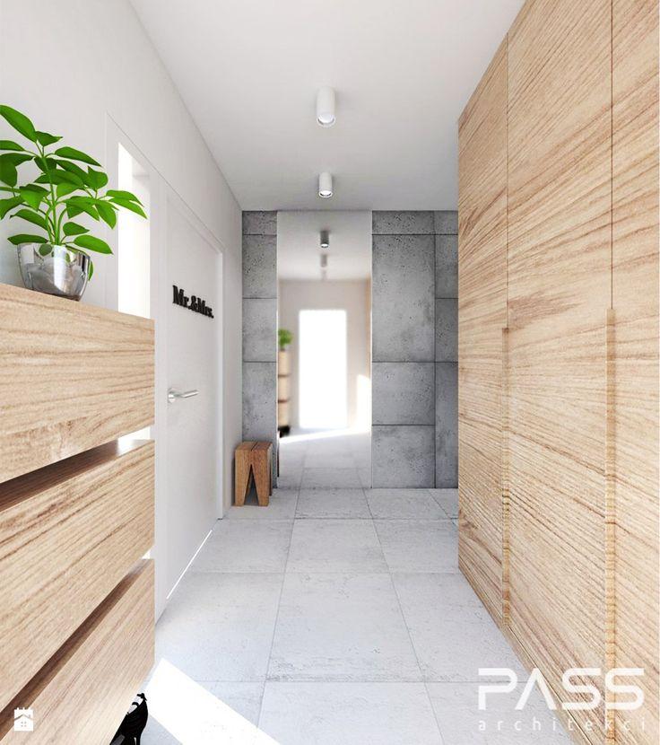 Hol / Przedpokój styl Skandynawski - zdjęcie od PASS Architekci - Hol / Przedpokój - Styl Skandynawski - PASS Architekci