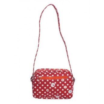 Germain Handbag (red circles) by Lalé