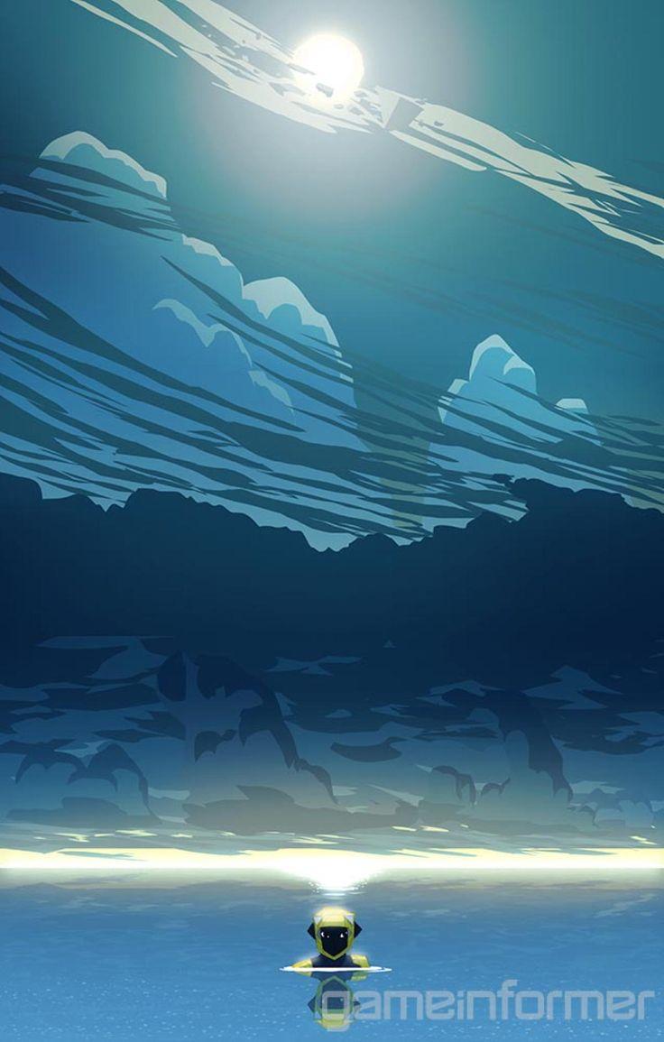 Abzû Giant Squid nouvelles images – Image 11   Gamer Network