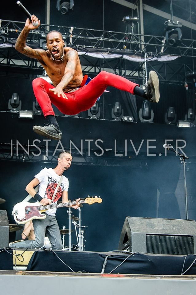 Skip the use - Main Square Festival 2012 Arras - North of France - July
