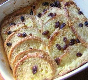 Bread And Butter Pudding - przepisy.net