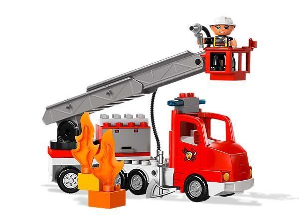 Lego Duplo Feuerwehr