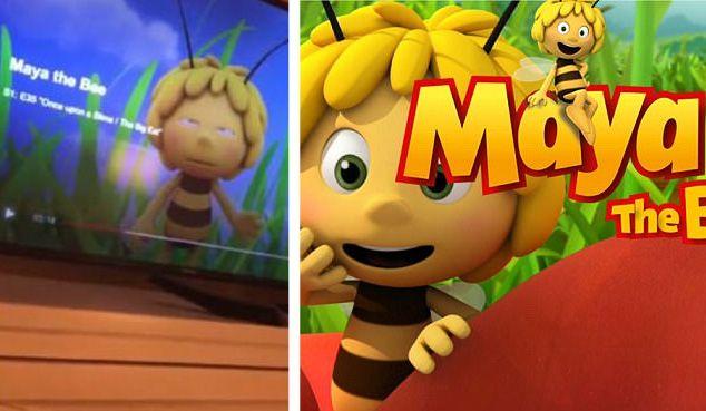 Netflix pulls episode of kids' show Maya the Bee after furious mum finds hidden NSFW image