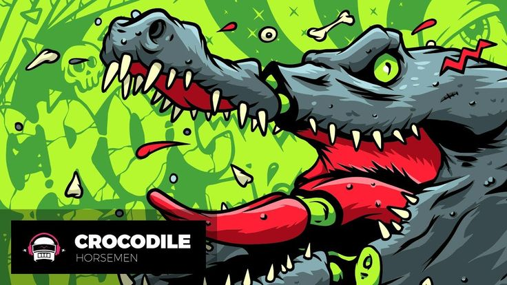 Horsemen - Crocodile | Ninety9Lives Release Support Horsemen: http://ift.tt/2AoYsr2 Its all on Spotify  http://ift.tt/2i3euwS Download for FREE: http://ift.tt/2AqdWLG Did you know that only 6 of the 23 crocodilian species are considered dangerous? The Horsemen had no problem wrestling this croc. Marrying the heavy sounds of Riddim and Bass Music to form the cutting edge sound the Horsemen captured the true ferocity of this... Crocodile. Horsemen  http://ift.tt/2Ai23cB  http://ift.tt/2Apux25…