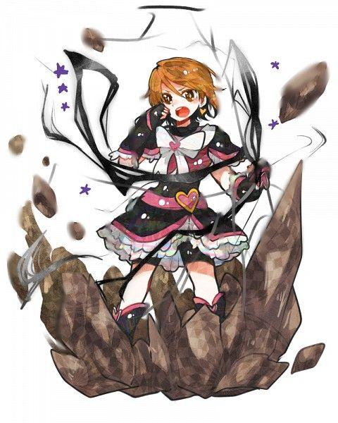 Cure Black, Futari wa Pretty Cure