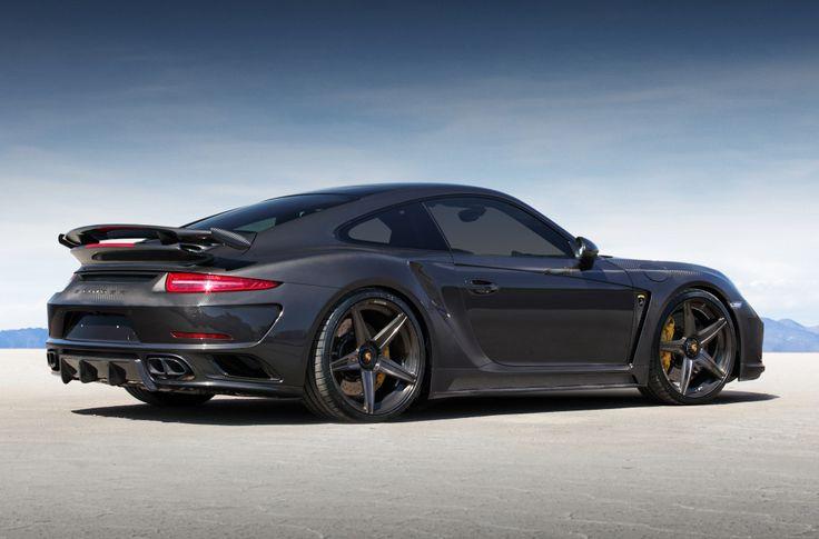 TopCar Porsche 911 Turbo Stinger GTR Carbon Edition