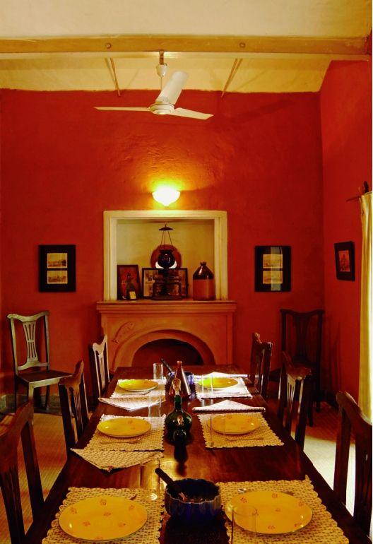 Memories are made of-Muzaffir Ali : Inside Outside Magazine.  Muzaffar Ali's Family Home in Kotwara.