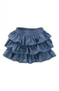 Spódnica (niebieski)