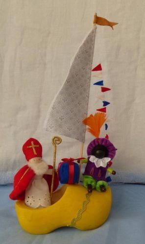 Intocht van Sint en Piet