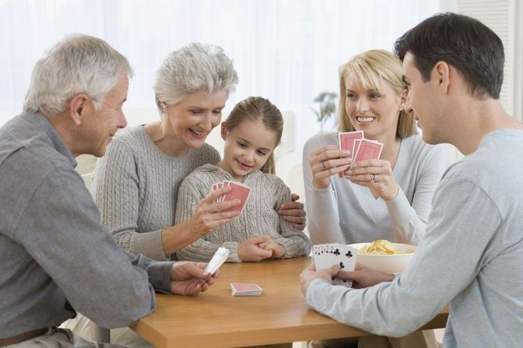 12 Easy Card Games to Play With Kids