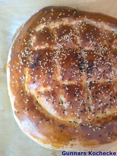 Ramazan Pidesi - Türkisches Fladenbrot - #Rezept