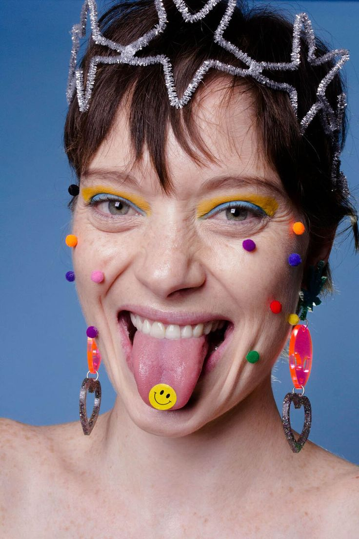 The Face Off Bold makeup looks, Photoshoot makeup