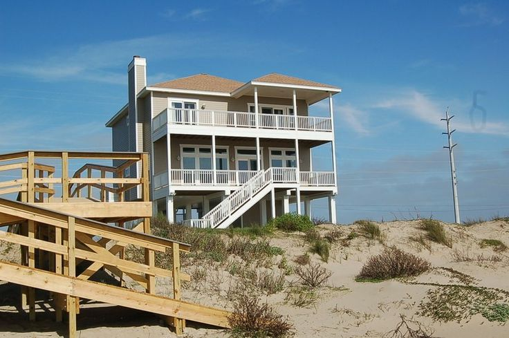 Beachfront, rocking chairs, great floorplan for ...