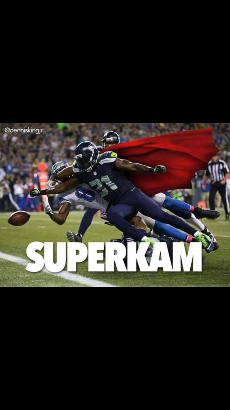Kam Chancellor Seattle Seahawks
