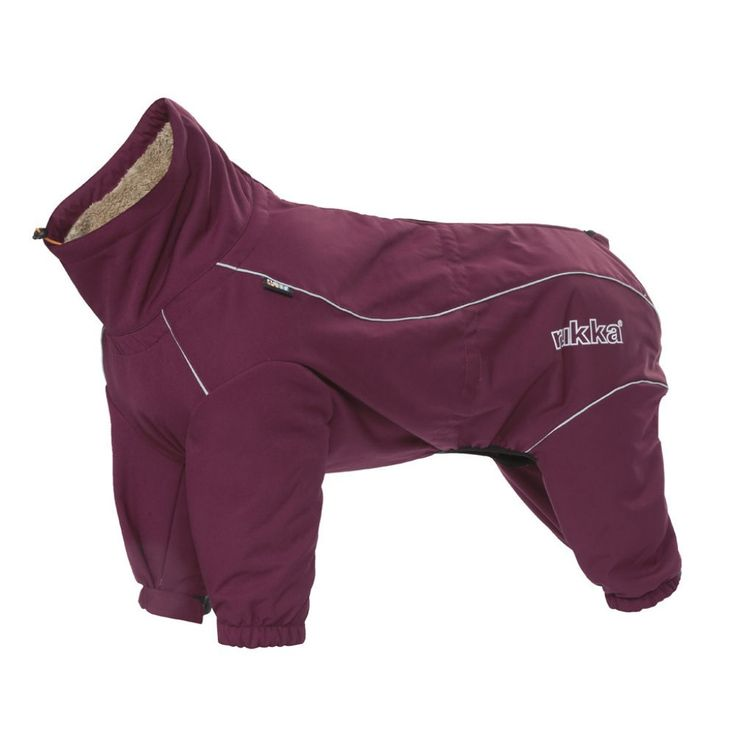 Rukka Thermal softshell haalari burgundi