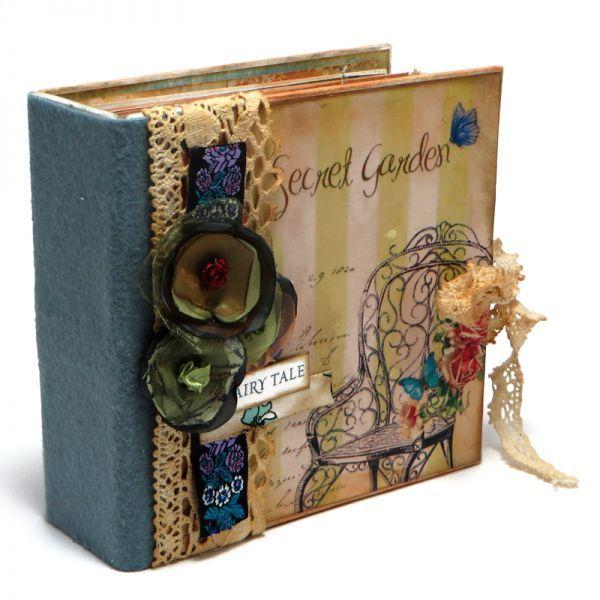 Album handmade pentru Craciun - Cadoul de Craciun - Cadouri de la Kadoly.ro - Cadouri personalizate