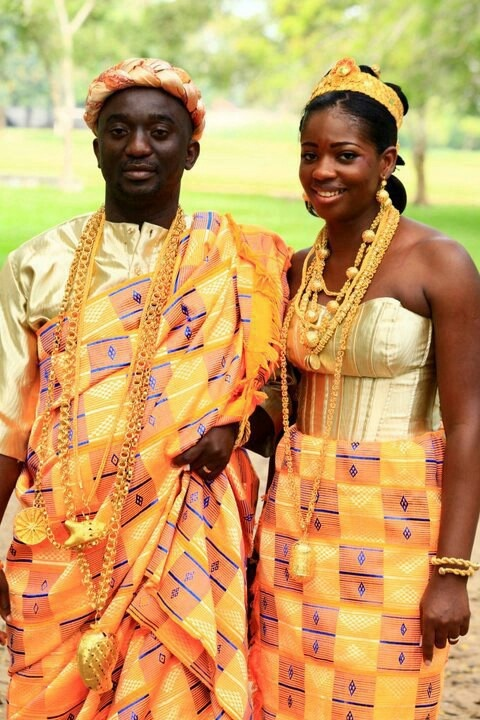 Cote d'ivoire traditional wedding | families, tribes ...