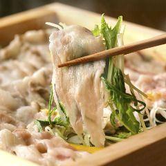 ヘルシーな和食と蒸籠蒸しが味わえる