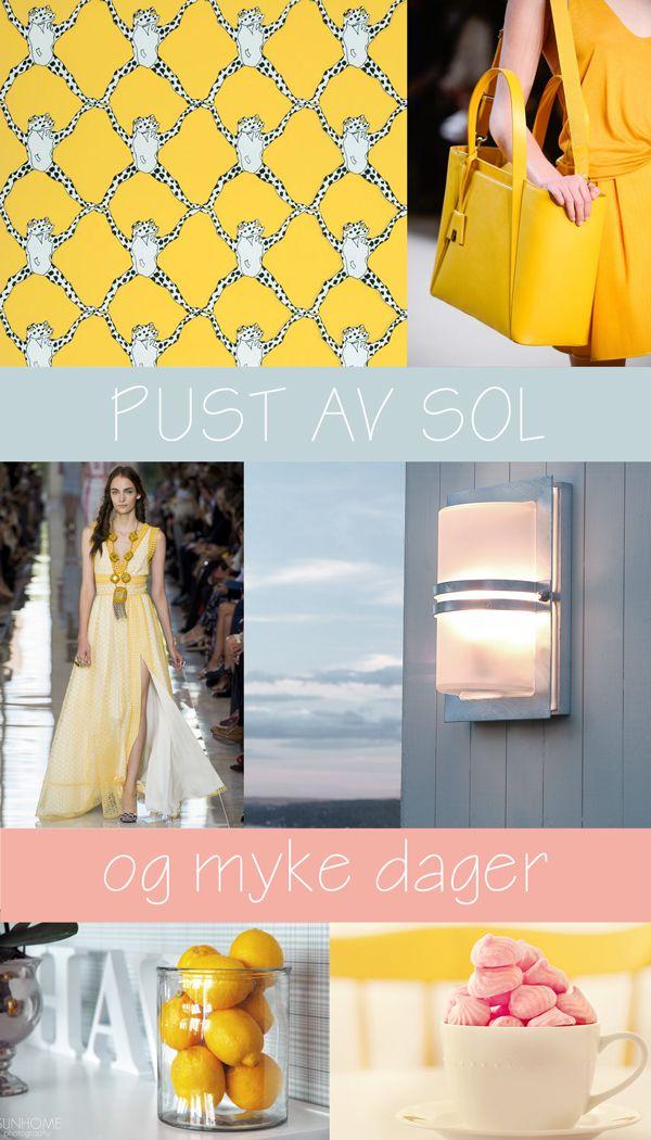 Anette Willemine: PUST AV SOL