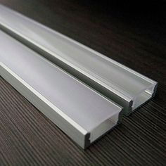 SO-TECH® LED Profil-1 mit opaler Abdeckung 2 m für LED Stripes