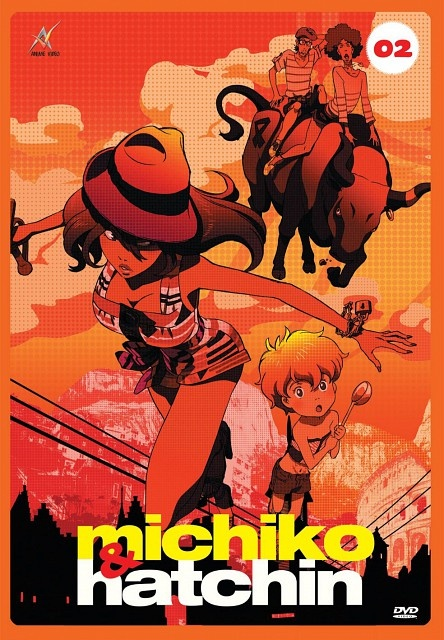 Michiko To Hatchin! finally going to see it!!