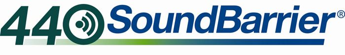Homosote Soundproofing Material 440 SoundBarrier controls sound in floor, walls, and ceilings.