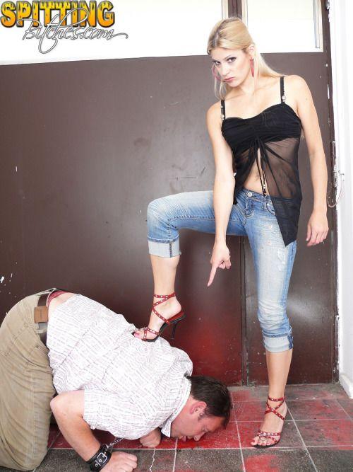 A corrective paddling spanking 2