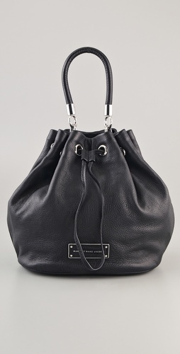 I want it so bad! Too hot to handles drawstring bag. Marc by Marc Jacobs!