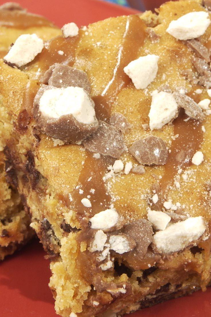 Malted Milk Brownies Recipe