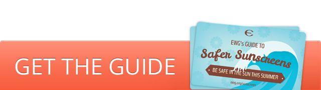 Environmental Working Group Sunscreen List  http://www.ewg.org/2014sunscreen/best-sunscreens/best-beach-sport-sunscreens/