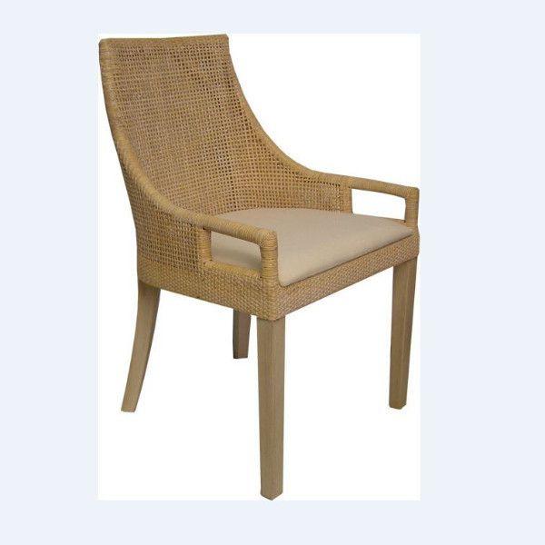 Avoca Chair - Perfect as a dining chair or small armchair. #diningchair #interiordesign #armchair
