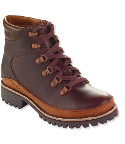 Women's Chaco Fields Boots  -  hiking boot style, good brand.  love these, want!      lj