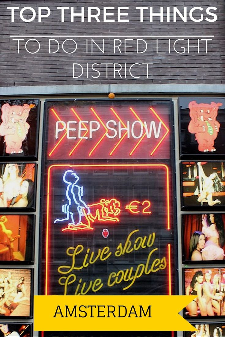 Blog post at Seek the World :  Red Light District (also known as De Wallen) is probably one of the first things that would come to mind when talking about Amsterdam. Re[..]
