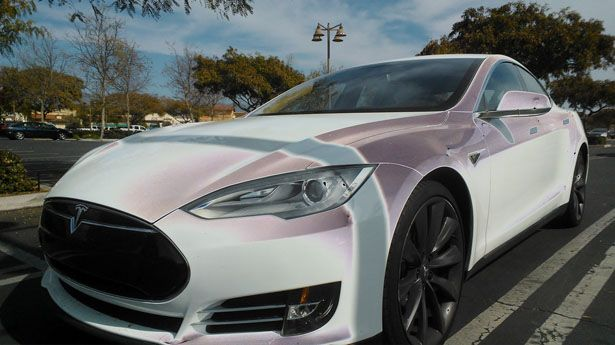 Consumer Reports names Tesla's Model S the best vehicle of 2014