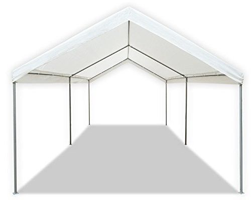 Outdoor Car Canopy  Tent Carport Garage Cover Portable Shade Party Boat  10X20 #na