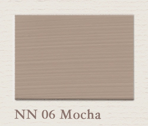 Mocha by paintng the past colourcard painting the past for Soft mocha paint color