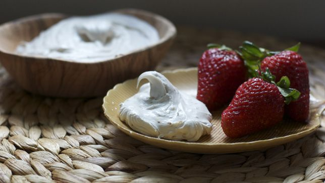 Creamy and sweet, coconut whipped cream is an excellent dairy-free whipped  cream.