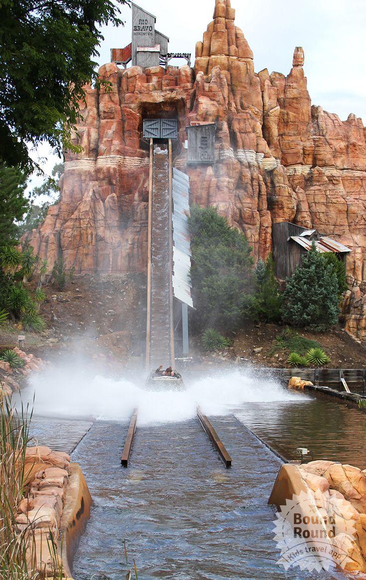 Eureka Mountain Mine Ride, Dreamworld, Gold Coast, Queensland