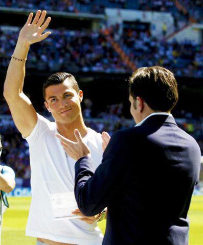 Ronaldo ♥