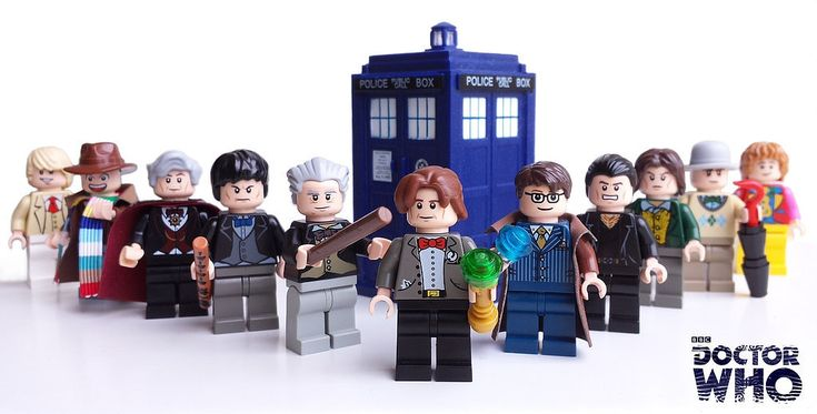 It's Official! Lego Is Releasing a Doctor Who Set The Lego team has carefully reviewed the next generation of ideas and decided that it's time for the Time Lord to become immortalized in Lego!