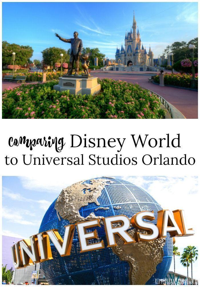 How Walt Disney World Compares To Universal Studios Orlando Ripped Jeans Bifocals Universal Studios Orlando Universal Studios Disney World